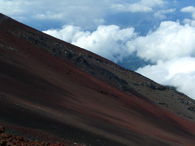 富士登山・・・この絶景は、ここでしか味わえない