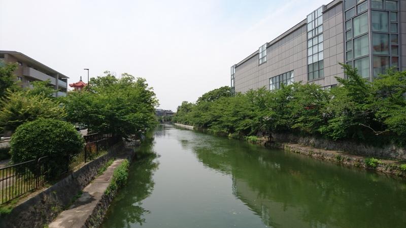 京都市、平安神宮近く