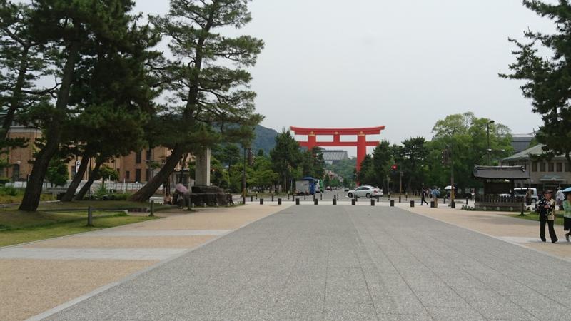 京都市、平安神宮