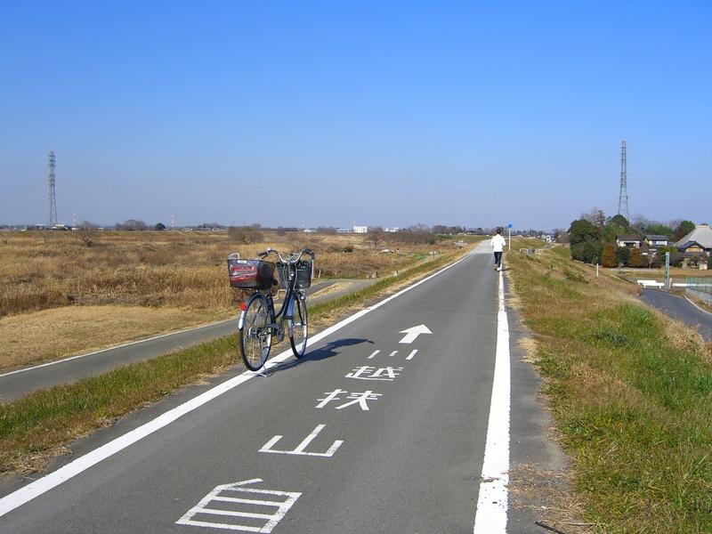 川越狭山自転車道(入間川サイクリングロード)