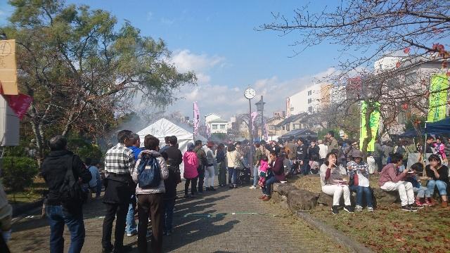 京都府亀岡市で初開催の「肉フェスタ2017」・・南郷公園(亀岡市)で