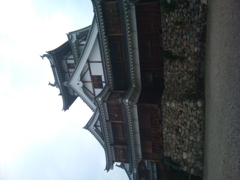 現在の福知山城、今も殿様が住んでいらっしゃるのだろうか?